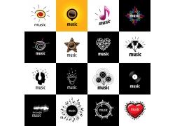 创意音乐logo设计