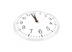 卡通时间钟表