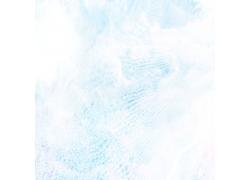 浅蓝色云纹理背景