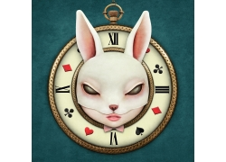 卡通钟表设计