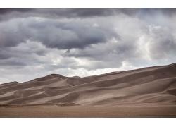 美丽沙漠美景壁纸