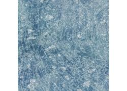 蓝色曲线红砂大理石图片