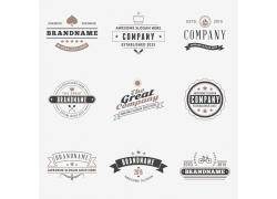 创意标签logo设计