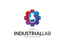 创意齿轮logo设计