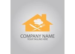 创意餐厅logo设计