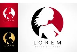 女性养生logo设计