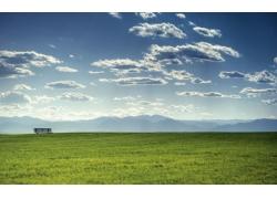 美丽草原风光