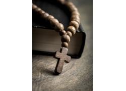 佛珠十字架