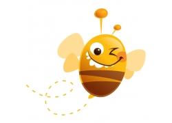 卡通蜜蜂设计图片