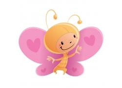 矢量蜜蜂设计图片
