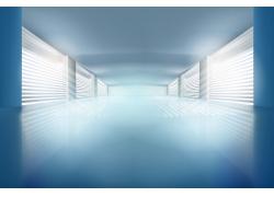 蓝色空间室内设计
