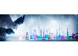 做实验的科学家