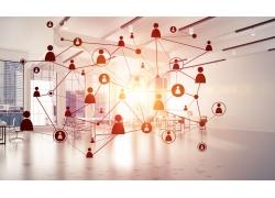 商务人物互联网科技图片