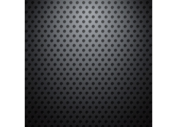 钢铁镂空金属背景
