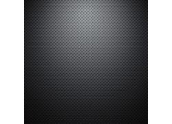 黑色镂空质感金属背景