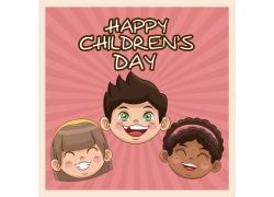 儿童节卡通漫画图片