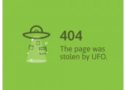 404页面设计图片