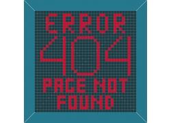 404页面液晶设计图片