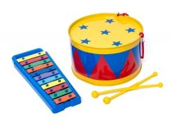 儿童玩具鼓乐