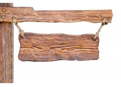 怀旧木板招牌