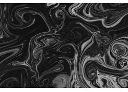 黑色液体背景
