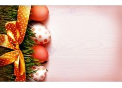 蝴蝶结彩蛋图片