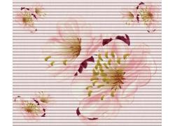 粉彩移门图案
