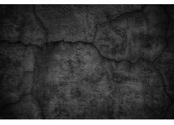 深色墙壁纹理背景素材