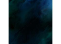 蓝色水彩墨迹纹理背景