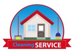 房屋清洁服务海报