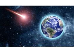 流星星星地球