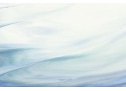 蓝色曲线墨迹背景图片