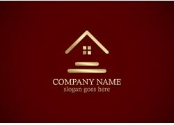 房屋标志logo设计