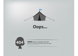 404页面图片