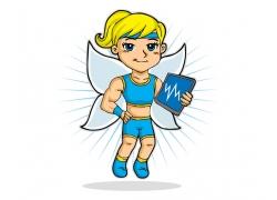 卡通人物logo图片