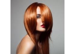 黄色头发的女人