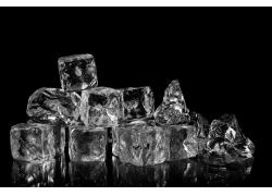 透明的冰块