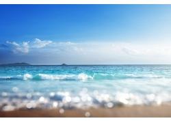 沙滩与海洋