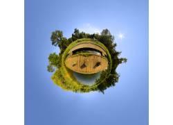 生态环保概念海报