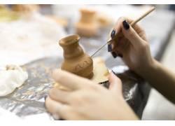 陶器手工艺