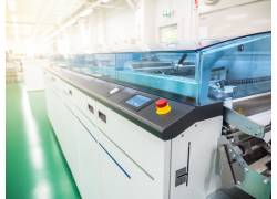 工厂里的机器