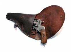 弹夹里的枪