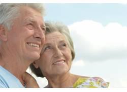 微笑的夫妻