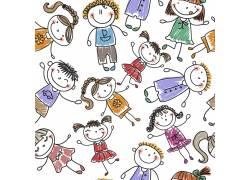 卡通儿童设计图片
