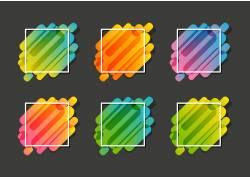 彩色图案设计