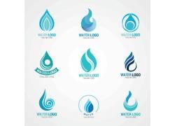 个性水滴标志