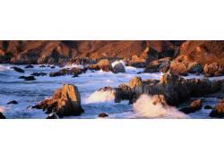 高清海浪摄影