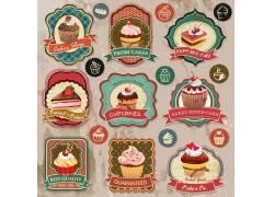 卡通美食蛋糕设计图片