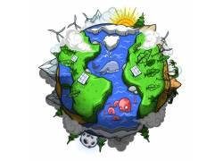 绿色环保广告设计
