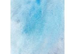 蓝色水墨时尚背景